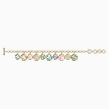 Tahlia Elements Bracelet, Gold-tone plated - Swarovski, 5560943