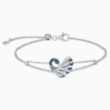飞舞星河18K金藍寶石钻石手链 - Swarovski, 5562278