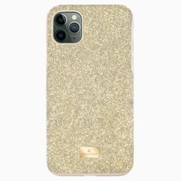 High Smartphone 套, iPhone® 12 Pro Max, 金色 - Swarovski, 5565179