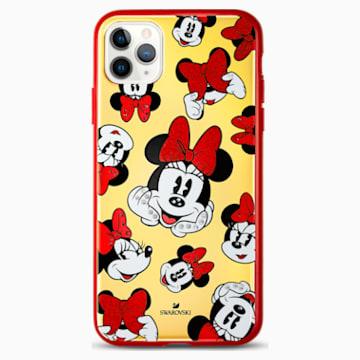 Pouzdro na chytrý telefon Minnie s ochranným okrajem, iPhone® 11 Pro Max, vícebarevné - Swarovski, 5565209