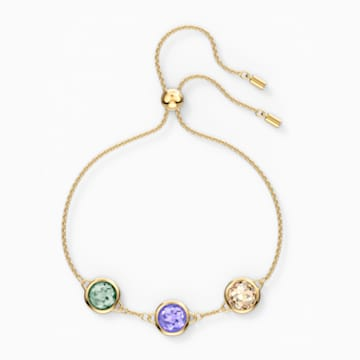 Tahlia Браслет, Покрытие оттенка золота - Swarovski, 5565550