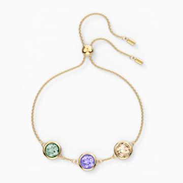 Tahlia Bracelet, Gold-tone plated - Swarovski, 5565550