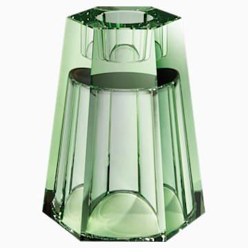 Vaso reversibile Lumen, grande, verde - Swarovski, 5567987