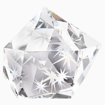 Decorazione da tavolo Daniel Libeskind Eternal Star Multi, grande, bianco - Swarovski, 5569374