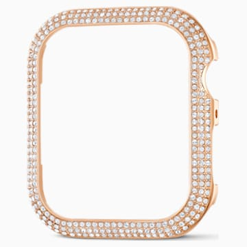 44mm Sparkling 適配Apple Watch®的錶殼, 玫瑰金色調 - Swarovski, 5572423