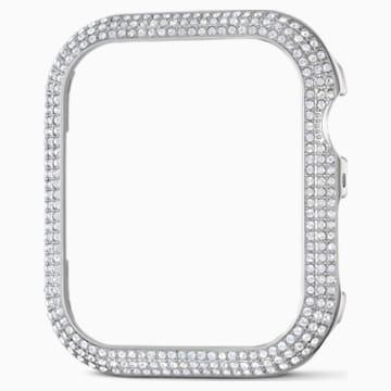 44mm Sparkling 適配Apple Watch®的錶殼, 銀色 - Swarovski, 5572426