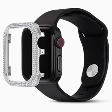 40 mm Sparkling 適配Apple Watch®的錶殼, 銀色 - Swarovski, 5572573
