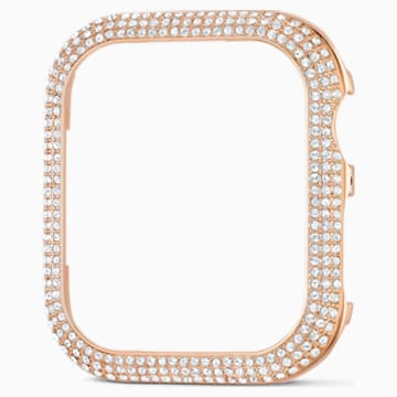 40 mm Sparkling Apple Watch ®용 케이스, 로즈골드 톤 - Swarovski, 5572574