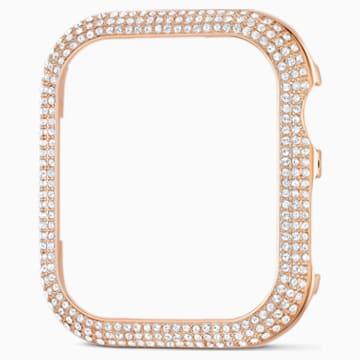 40 mm Sparkling Gehäuserahmen passend zur Apple Watch ®, roséfarben - Swarovski, 5572574