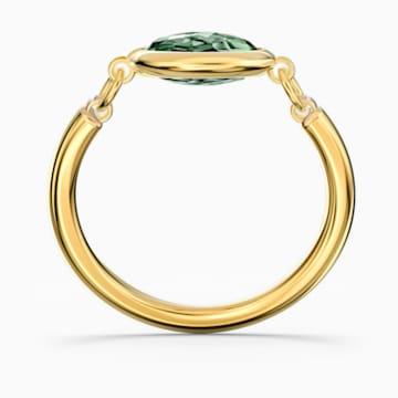 Bague Tahlia, vert, métal doré - Swarovski, 5572702