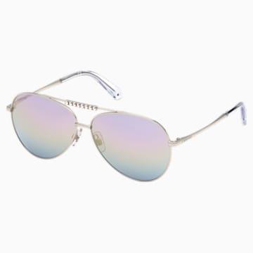 Ochelari de soare Swarovski, SK0308 16Z, violet - Swarovski, 5574141
