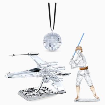 Set Star Wars, Exclusivité en ligne - Swarovski, 5592015