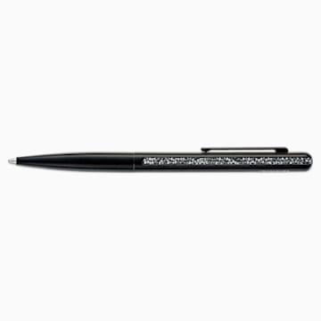 Crystal Shimmer Ballpoint Pen, Black - Swarovski, 5595667