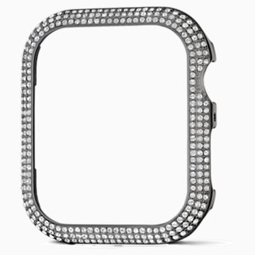 40mm Sparkling Case compatible with Apple Watch®, Black - Swarovski, 5599698