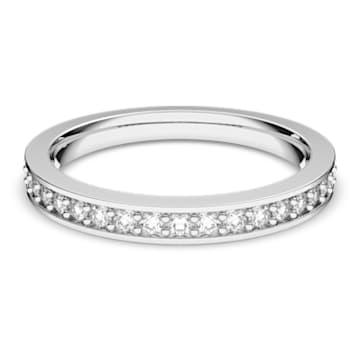 Rare Ring, White, Rhodium plated - Swarovski, 1121067