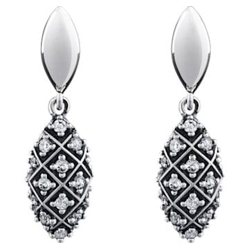 Alight Drop Earrings - Swarovski, 5229290