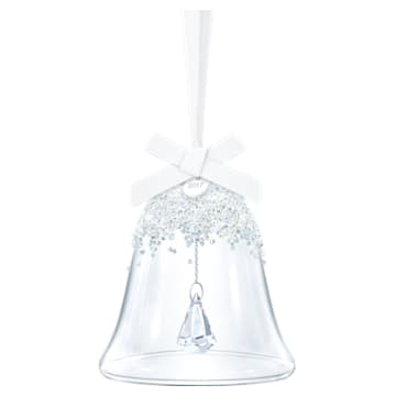Christmas Bell Ornament, Annual Edition 2017 - Swarovski, 5241593