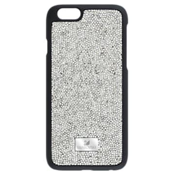 Glam Rock Gray Smartphone Case, iPhone® 6/6s - Swarovski, 5253386