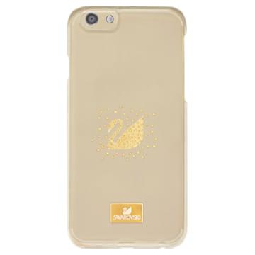 Swan Golden Smartphone Case, iPhone® 6/6s - Swarovski, 5260532