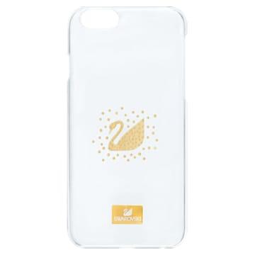 Swan Golden Smartphone Case, iPhone® SE - Swarovski, 5272717