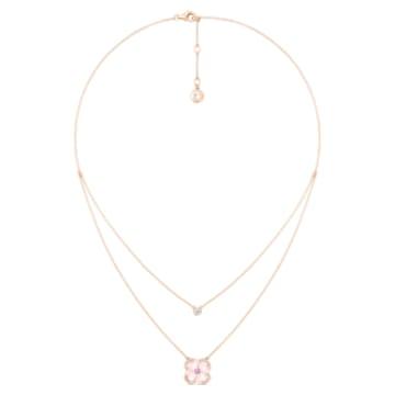 Poppy Double Necklace - Swarovski, 5294529