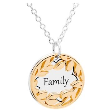 Treasure Necklace - Family - Swarovski, 5301721