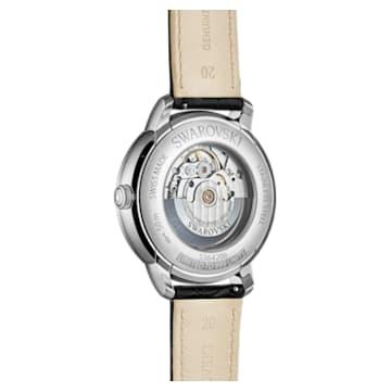 Atlantis-Limited Edition automatisch herenhorloge, Leren horlogebandje, Wit, Roestvrij staal - Swarovski, 5364206