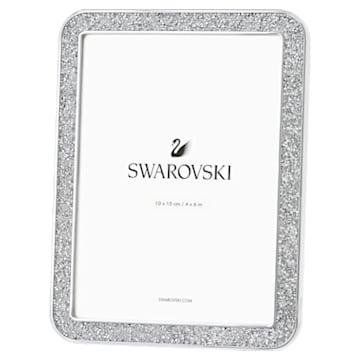 Portarretratos Minera pequeño, plateado - Swarovski, 5379518