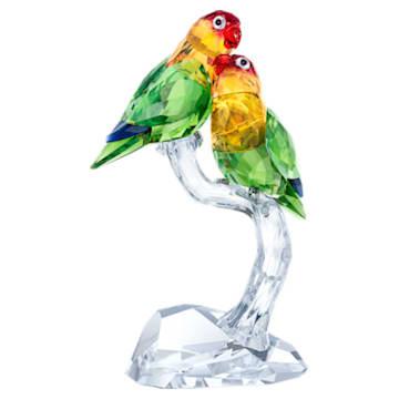 Unzertrennliche Papageien - Swarovski, 5379552