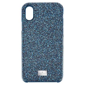 High 스마트폰 범퍼 케이스, iPhone® X/XS, 블루 - Swarovski, 5392041