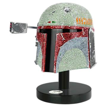 Star Wars – 波巴.費特的頭盔,限量發行產品 - Swarovski, 5396304