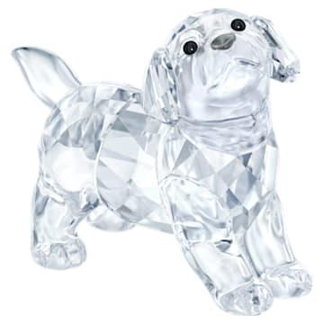 Cachorro Labrador de pé - Swarovski, 5400141