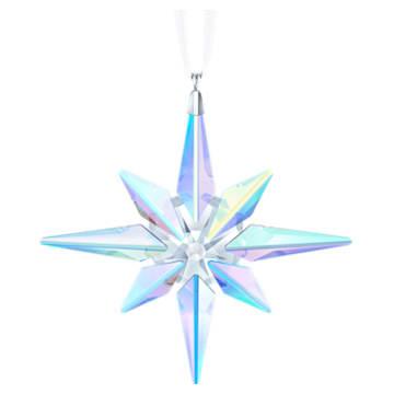 Decoración Estrella, Crystal AB - Swarovski, 5403200