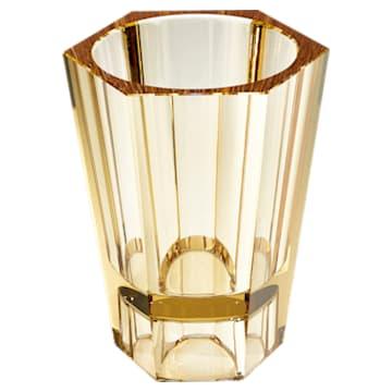 Lumen Wendbare Vase, groß, goldfarben - Swarovski, 5421111