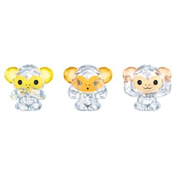 三猿 - Swarovski, 5428005