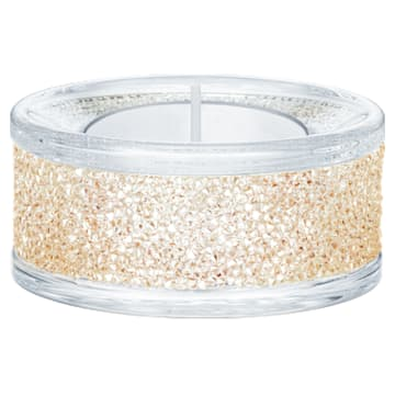 Shimmer 烛台, 金色 - Swarovski, 5428724