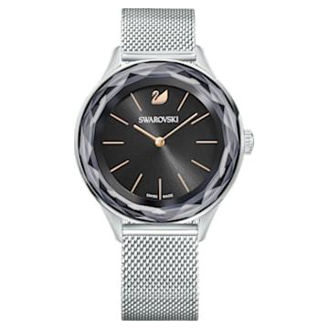 Octea Nova Uhr, Schwarz, Edelstahl - Swarovski, 5430420