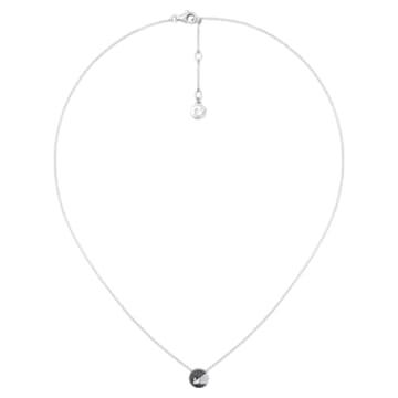 Beaming Frontal Necklace - Swarovski, 5436231