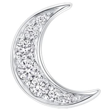 Just Myself Moon Earring - Swarovski, 5436246