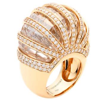 Duchesse Ring, 18K Yellow Gold, Size 52 - Swarovski, 5442625