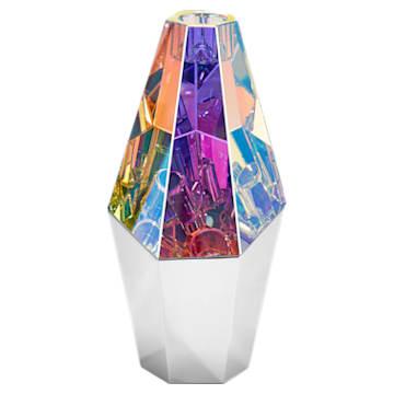 Rock Candleholder, Silver tone - Swarovski, 5443563