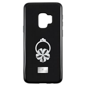 Mazy ring 스마트폰 통합 범퍼 케이스, Galaxy S®9, 블랙 - Swarovski, 5449145