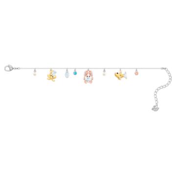 Ocean Armband, mehrfarbig, Metallmix - Swarovski, 5462584