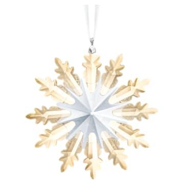 冬日星星掛飾 - Swarovski, 5464857