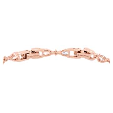 Vintage Armband, rosa, Rosé vergoldet - Swarovski, 5466883