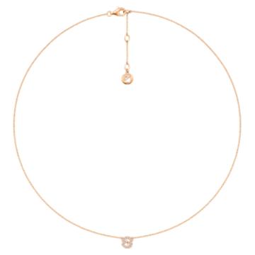 Zodiac 项链, 巨蟹座 - Swarovski, 5468510