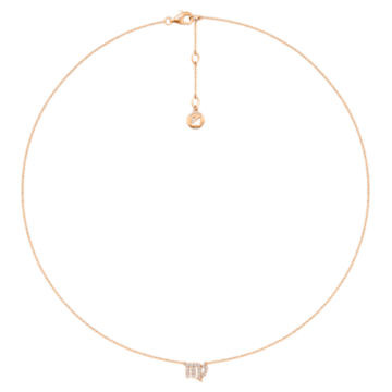 Zodiac Necklace, Virgo - Swarovski, 5468512
