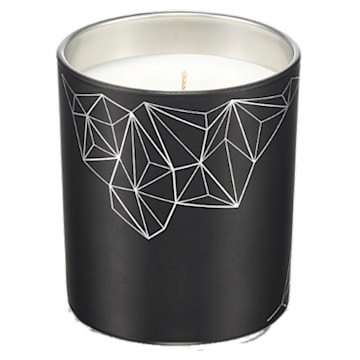 Candle, Sandalwood & Cedar, Small, Black - Swarovski, 5471052