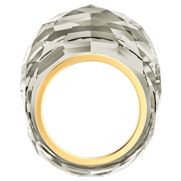 Swarovski Nirvana 戒指, 灰色, 金色色調PVD - Swarovski, 5474358