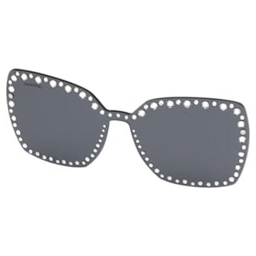Swarovski 扣式遮光鏡片,太陽眼鏡適用, SK5330-CL 16A, 灰色 - Swarovski, 5483813